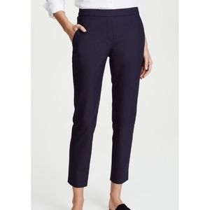 Theory Women's Blue Approach Thaniel Pants